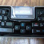 Bluetoothキーボード「 TK-MBD041BK 」買ってみた