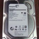 Seagateの2TB HDDを買ってみた