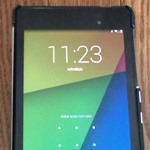 NEXUS 7(2013)-LTEにOCNモバイルONE刺してみた
