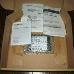 Amazon購入のSandisk SSDを修理に出してみた (2)配送手続き