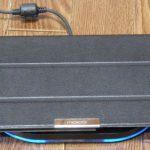 Qi対応「無接点充電パッド QE-TM102」買ってみた