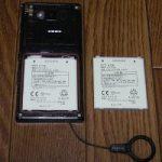 ELUGA X P-02Eのバッテリーを交換してみた
