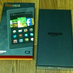 Kindle fire HD6を買ってみた